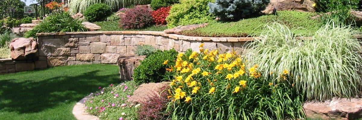 SSE Landscape Flower Garden